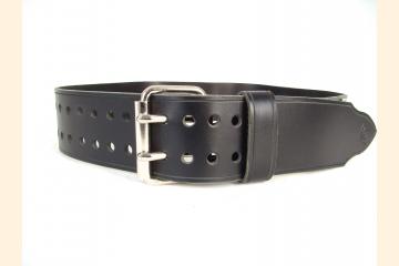 Kilt Belt Black Leather Belt Kilt Belt