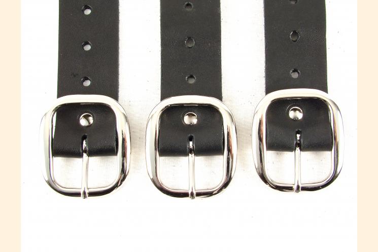 Kilt Extenders 1 1/4 inch width 3 piece set
