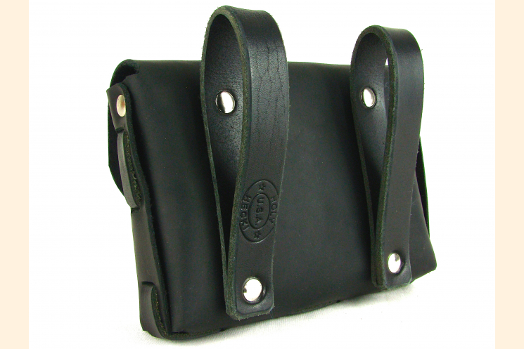 Cell Phone Belt Bag Back View
