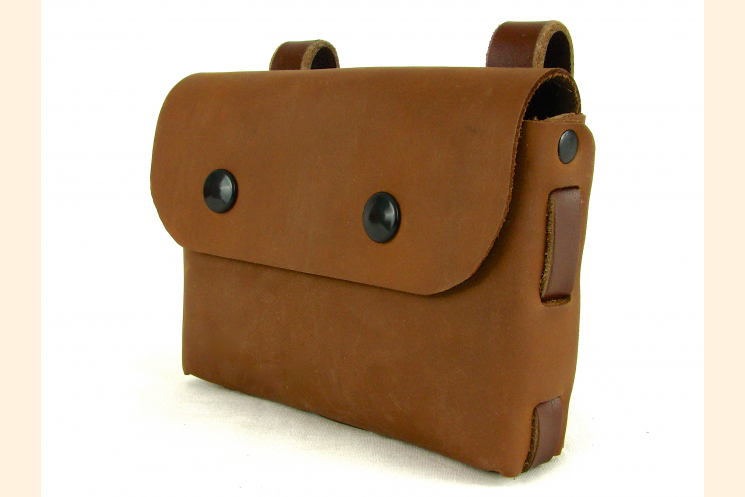 Cell Phone Belt Bag Front View