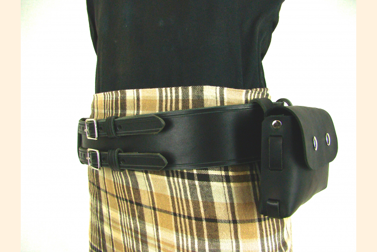 Cell Phone Belt Bag Belt View