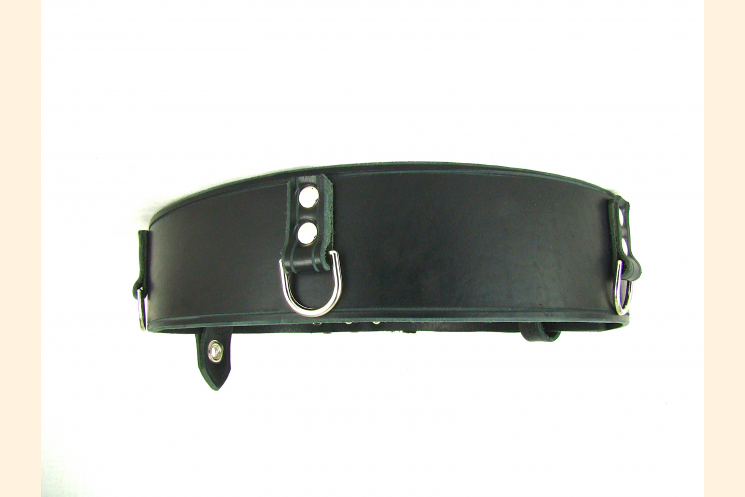 Kilt Belt D Ring Add on Storage