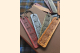 Celtic Bookmark, Leather, Various Color Options