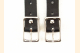 Kilt Extender Sets 3/4 inch width FEMALE 2 piece set