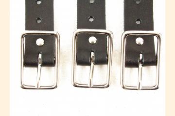 Kilt Extender Sets 1 inch width 3 piece set