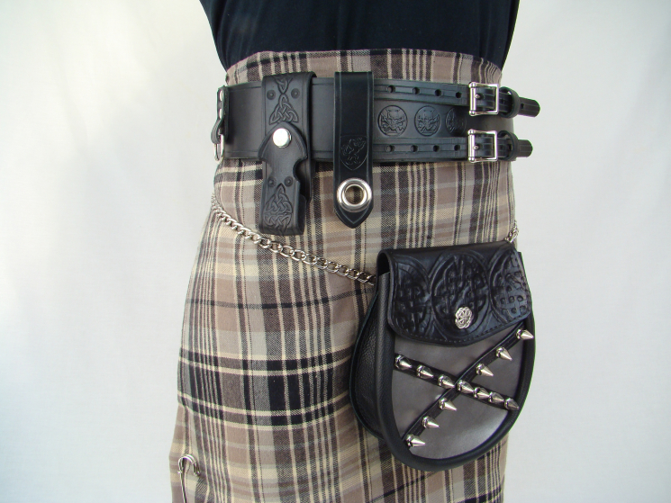 Doubled Ring Belt