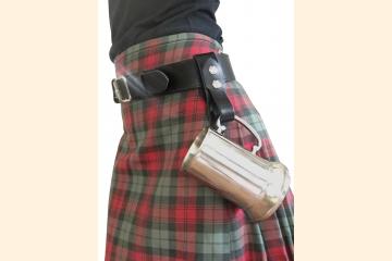 Tankard Strap for Beer Mug, Drinking Cup Holder Fits Kilt Belt, Scottish Celtic Renaissance Festival Gear, Beer Lover Christmas Gift for Him,
