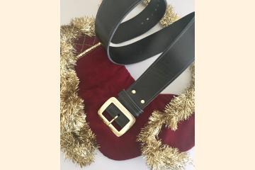 Kilt Belt - Wide Belt For Santa - Kilts and Other Creative Costumes