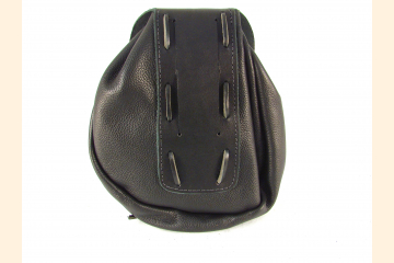 Rob Roy Sporran, Cinch Style Belt Pouch, Wear with Kilts and More