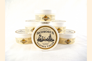 Skidmore's Leather Cream, Gift for Leather Lover, Christmas Stocking Stuffer