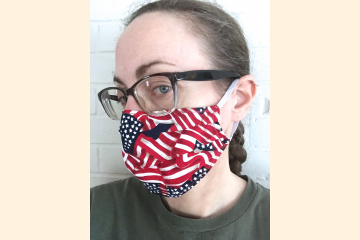 Face Mask Patriotic Combo Pack, 3 Pack, FREE SHIPPING in USA