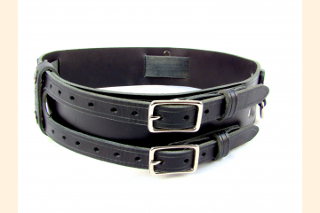 Kilt Belt Double Buckle, Extra Storage Straps and D Rings, For Kilts and Creative Cosplay Costumes